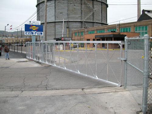 Allegheny Fence Gates