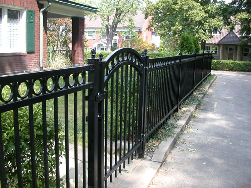 Allegheny Fence Ornamental Iron