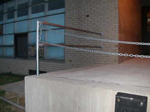Allegheny Fence Railings