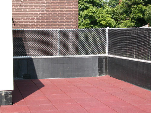 chain link fence privacy screen. Fence With PVT Slats Chain Link Privacy Screen D