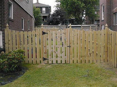Diy wood design make scrap rail fence
