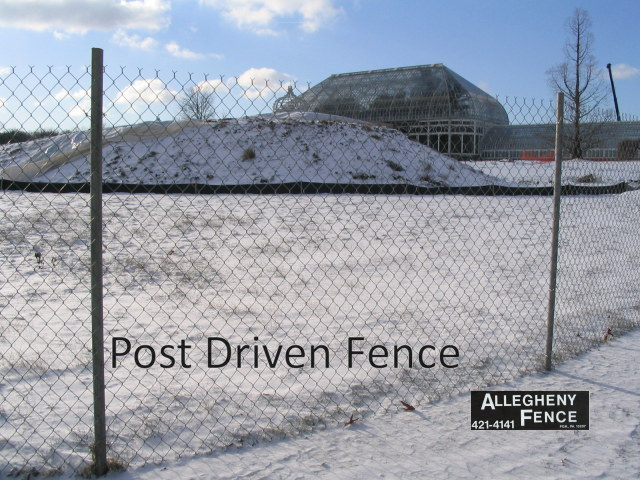 Pittsburgh Industrial Rental And Temporary Fences