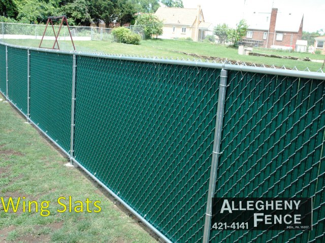 Amagabeli 6 X50 Fence Privacy Screen Heavy Duty For Chain Link Fence Fabric Screen With Brass Grommets Outdoor 6ft Garden Patio Construction Fencing 90 Blockage Shade Tarp Mesh Uv Resistant Green Amazon Ca Patio