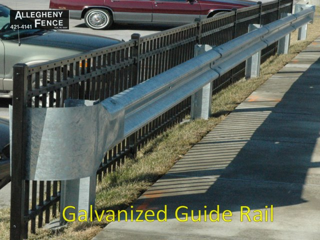 Galvanized Guide Rail