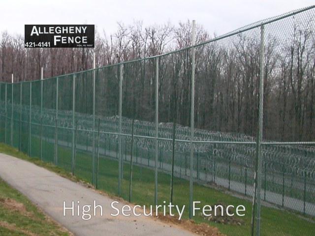 High Security Fence 1