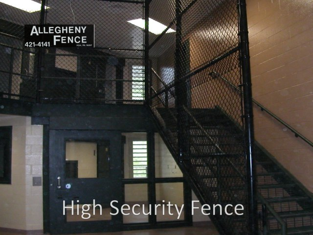 High Security Fence 3