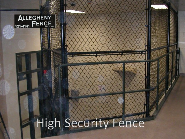High Security Fence 4