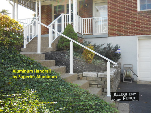 Pittsburgh Residential Railings And Columns Allegheny Fence