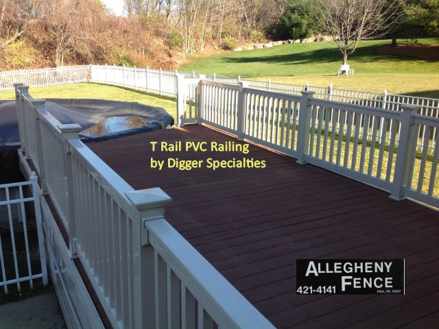 Pittsburgh residential railings and columns, Allegheny Fence