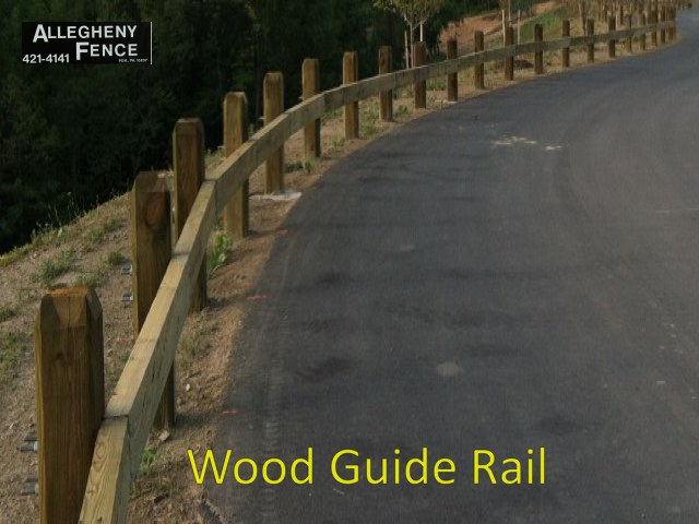 Wood Guide Rail